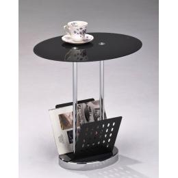 Столик кофейный с подставкой под журналы