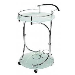Столик сервировочный на колесиках SC-5088 WT