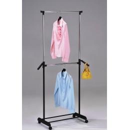 Стойка для одежды на колесах CH-4576