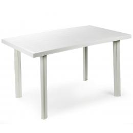 Стол пластиковый Velo белый