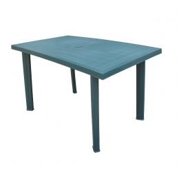 Стол пластиковый Velo зеленый