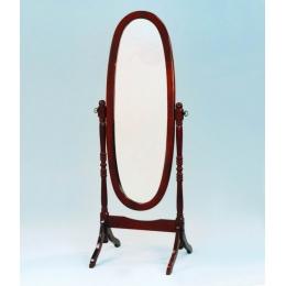 Зеркало напольное овальное MS-8007-C