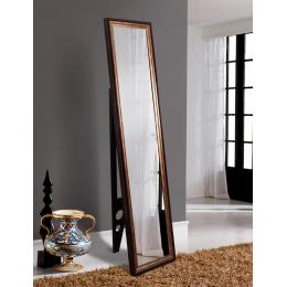 Напольное зеркало Wave black gray  1650 х 400 мм