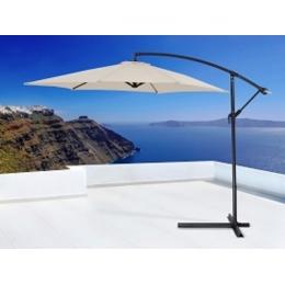 Зонт садовый с наклоном купола, диаметр 3,5м
