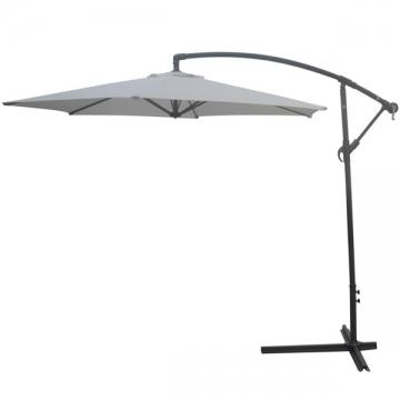 Зонт садовый с наклоном купола, диаметр 2,7м